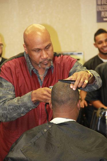 Kevin Lane, OG's School of Hair Design