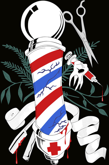 barber background - photo #5