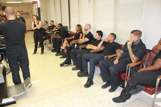Class, OG's School of Hair Design